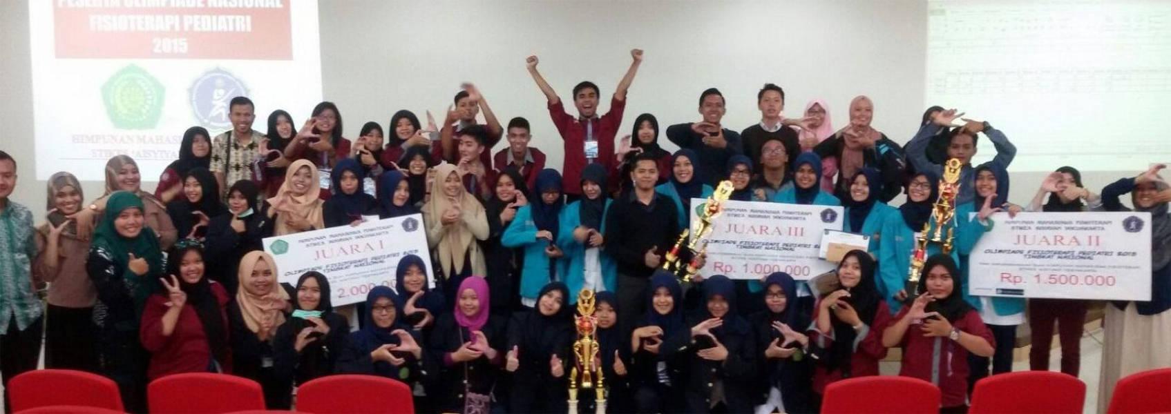 Pembinaan Mahasiswa Fisioterapi Unisa Yogyakarta